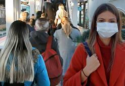 İzmirde, toplu taşıma araçları alarm veriyor