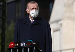 Cumhurbaşkanı Erdoğandan son dakika açıklaması: Ek tedbirler geliyor