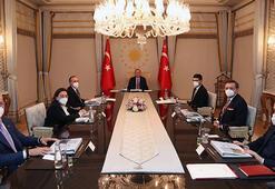 Türkiye Varlık Fonu, Cumhurbaşkanı Erdoğanın başkanlığında toplandı