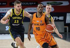 Hollanda - İsveç: 78-76