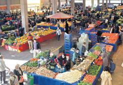 Pazarlarda gıda dışı ürünler satılmayacak
