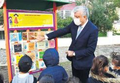Parklara çocuk  hakları oyuncağı
