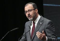 Bakan Kasapoğlu: 'Şartları fırsata dönüştüreceğiz'
