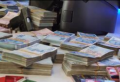 İstanbulda yasa dışı bahis operasyonu: 1 milyon 360 bin TL ele geçirildi
