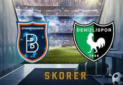 Başakşehir - Denizlispor maçı ne zaman, saat kaçta, hangi kanalda