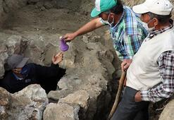 106 yılda 4. kez açıldı Köyde heyecan yarattı
