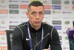 Gabriel Margarit: Son 30 saniyede gelen gol bizi çok kızdırdı ve üzdü