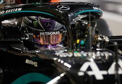 F1 Bahreyn Grand Prixsinde pole pozisyonu Hamiltonın