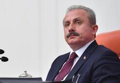 TBMM Başkanı Şentop, İskeçe Müftüsüne yapılan saldırıyı kınadı