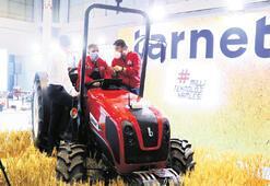 Akıllı traktörle tasarruf