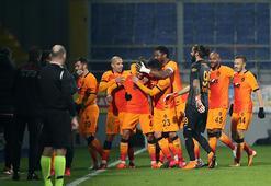 Galatasaraydaki 7 eksik rakipleri yanılttı