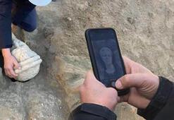 Laodikyada 2 bin yıllık rahip başı heykeli bulundu