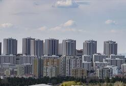 Yabancıya konut satışının yüzde 65i İstanbul ve Antalyadan yapıldı