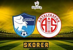 CANLI   Büyükşehir Belediye Erzurumspor - Antalyaspor
