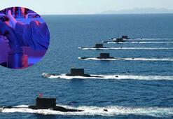 Yeni tip denizaltıların kontrol sistemi teslim edildi