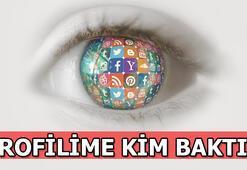 Profilime kim baktı Instagram - Facebook - Twitter profilime bakanlar kimler Ücretsiz uygulaması var mı, doğru mu