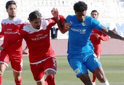 Büyükşehir Belediye Erzurumspor - Antalyaspor: 2-2