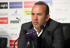 Mehmet Özdilek: İlk 45 dakikada maçın fişini çekebilirdik