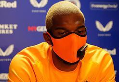 Son dakika - Galatasaraylı futbolcu Babel, koronavirüsü atlattı