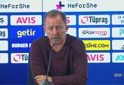 Sergen Yalçın: Oyuncularım savaşarak çok önemli bir maçı kazandı