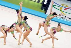 Cimnastikteki başarı tesadüf değil