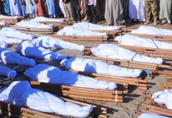 Son dakika: Resmen katliam BM kan donduran bilançoyu açıkladı