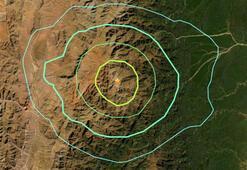 Son dakika: Arjantinde korkutan şiddetli deprem Toprak kayması oldu