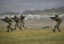 Son dakika... Barış Pınarı bölgesinde sıcak çatışma