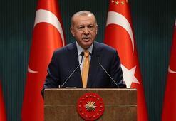 Binlerce kişi bekliyor Cumhurbaşkanı Erdoğan ne zaman açıklama yapacak Gözler Kabine Toplantısından çıkacak olan kararlarda