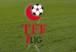 TFF 1. Ligde 7. ve 8. hafta erteleme maçları yarın başlıyor