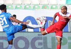 Antalyaspor kırmızıya doymuyor