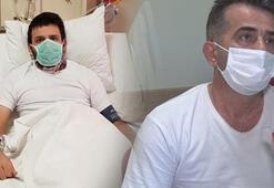 Türkiyede bir ilk yaşandı İki korona hastası örnek oldu