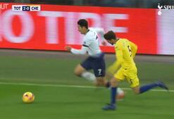 Heung-min Sonun Chelseaye attığı gol sizlerle...
