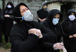İranda 371 kişi daha hayatını kaybetti