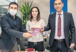 Ada'da 200 çifte sözleşme kitapçığı