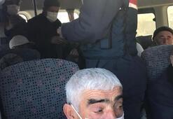 Kısıtlama tedbirlerine uymayan kişilere 117 bin lira ceza kesildi