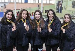 Şampiyon jimnastikçiler açıkladı Hedefimiz olimpiyatlar