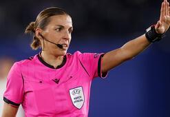 UEFA Şampiyonlar Liginde ilk kez kadın hakem düdük çalacak