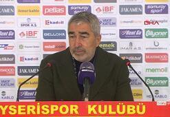 """Samet Aybaba: """"Bu maça çok iyi hazırlanmıştık"""""""