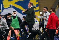 Son dakika - Beşiktaşta derbinin perde arkası ortaya çıktı Sergen Yalçın faktörü...