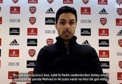 Mikel Artetadan Aubameyanga: Gol atması gerekiyor