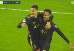 Ajaxın 2020-21 Şampiyonlar Liginde şu ana kadar attığı tüm goller...