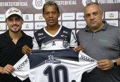 Marcelinho 45 yaşında sözleşme imzaladı