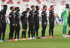 Sivasspor evinde galibiyete hasret kaldı