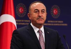 Bakan Çavuşoğlu, KKTC Cumhurbaşkanı Tatar ile telefonda görüştü