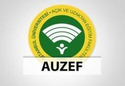AUZEF sınav sonuçları ne zaman açıklanacak 2020 AUZEF sınav sonuçları belli oldu mu