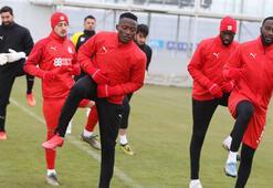 Sivasspor, Villarreal maçının hazırlıklarına başladı