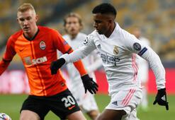 Shakhtar Donetsk-Real Madrid: 2-0