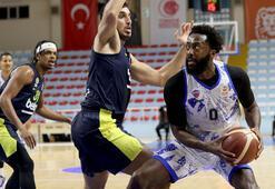 Büyükçekmece Basketbol-Fenerbahçe Beko: 93-91