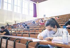 Tüm sınavlar ertelendi